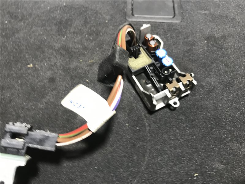 Регулятор вентилятора печки Mercedes-Benz C-Class W203 W203 112.912 2001