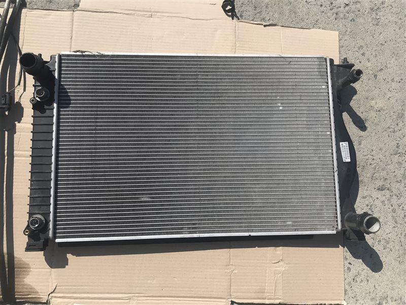 Радиатор двс Audi A6 C6 AUK 2006