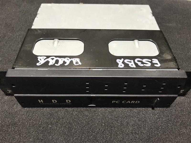 Блок управления навигацией Bmw X5 E53 N62B44 2005