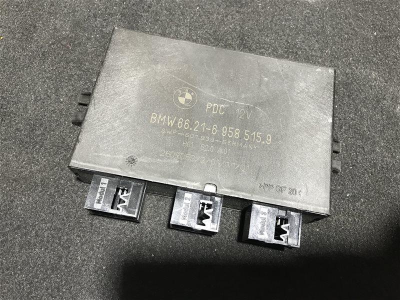 Блок управления парктроником Bmw X5 E53 N62B44 2005