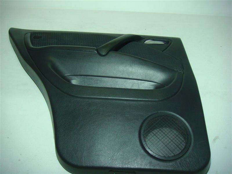 Обшивка задней двери Mercedes-Benz M-Class W163 W163 612.963 2002 задняя левая
