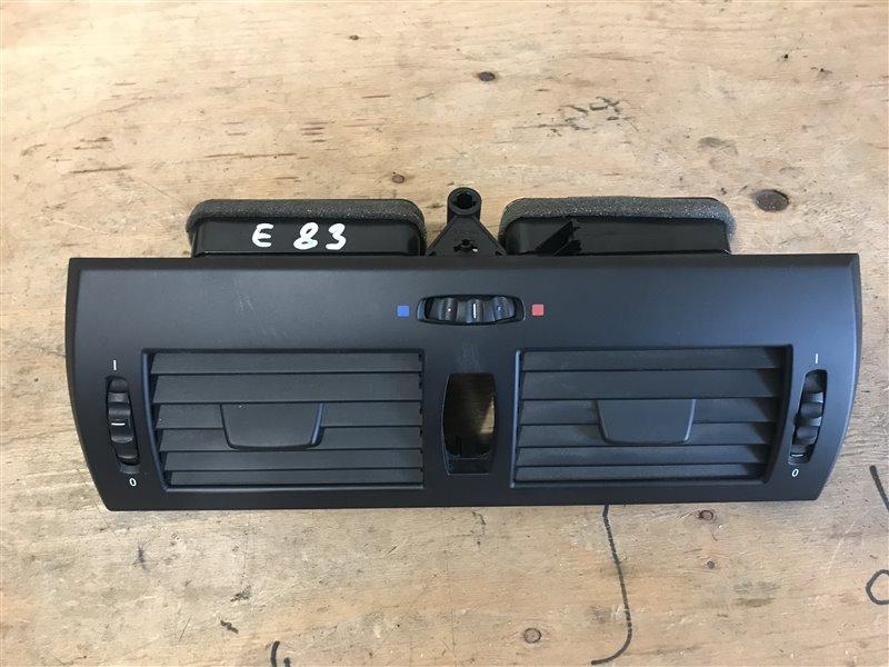 Дефлектор центральный Bmw X3 E83 M54B25 2005