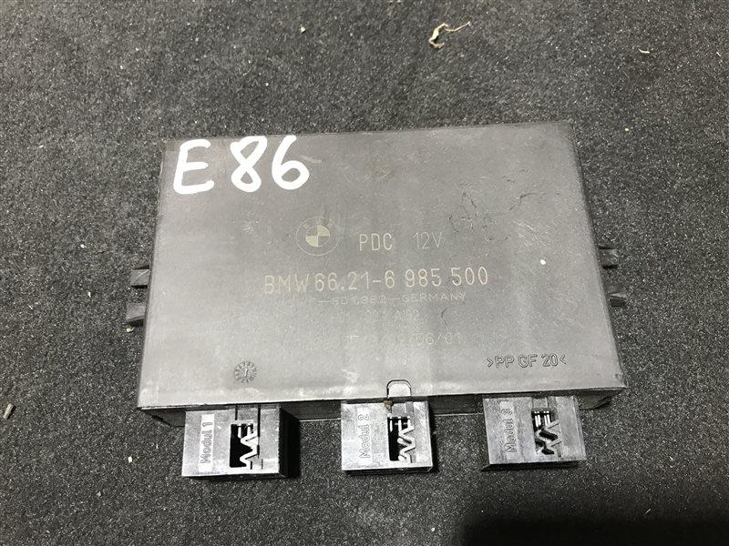 Блок управления парктроников Bmw X3 E83 M54B25 2005