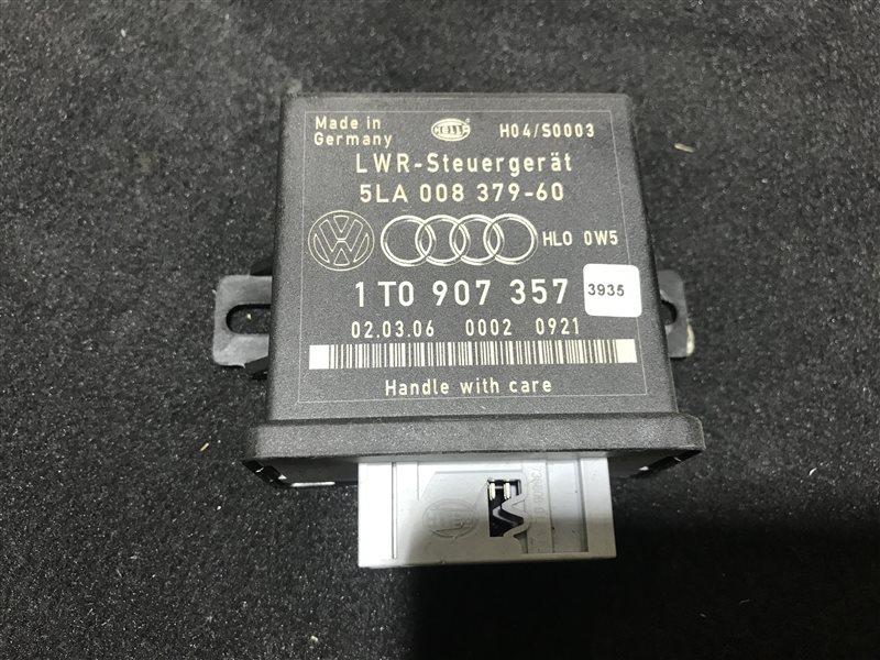 Блок управления регулировки фар Volkswagen Golf 5 BVY 2006