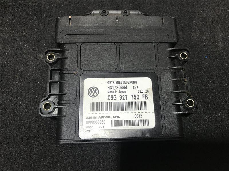 Блок управления акпп Volkswagen Golf 5 BVY 2006