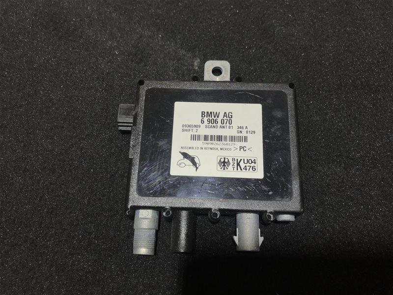 Блок управления антенной Bmw X5 E53 M54B30 2006