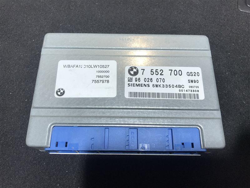 Блок управления Bmw X5 E53 M54B30 2006