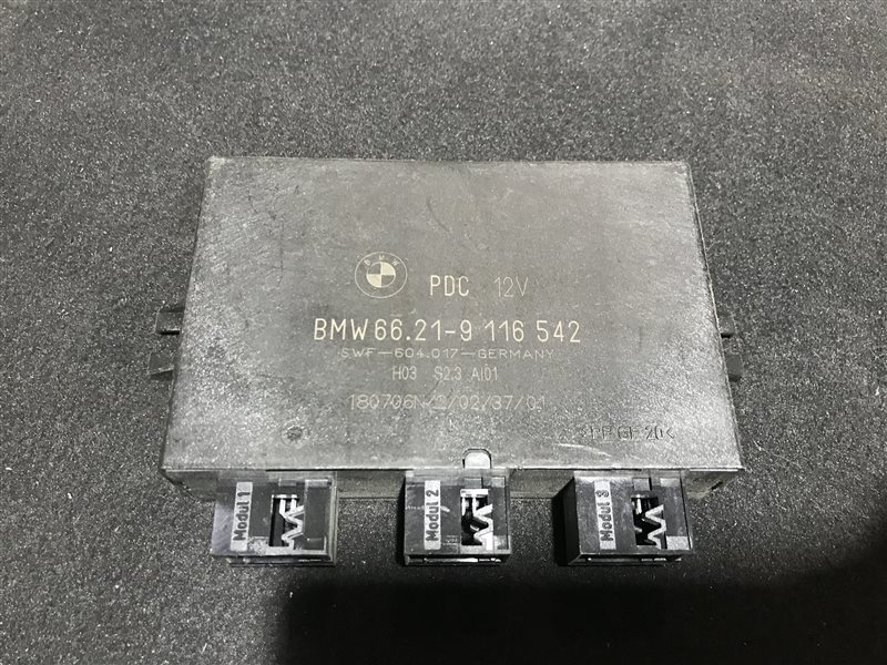 Блок управления парктроником Bmw X5 E53 M54B30 2006
