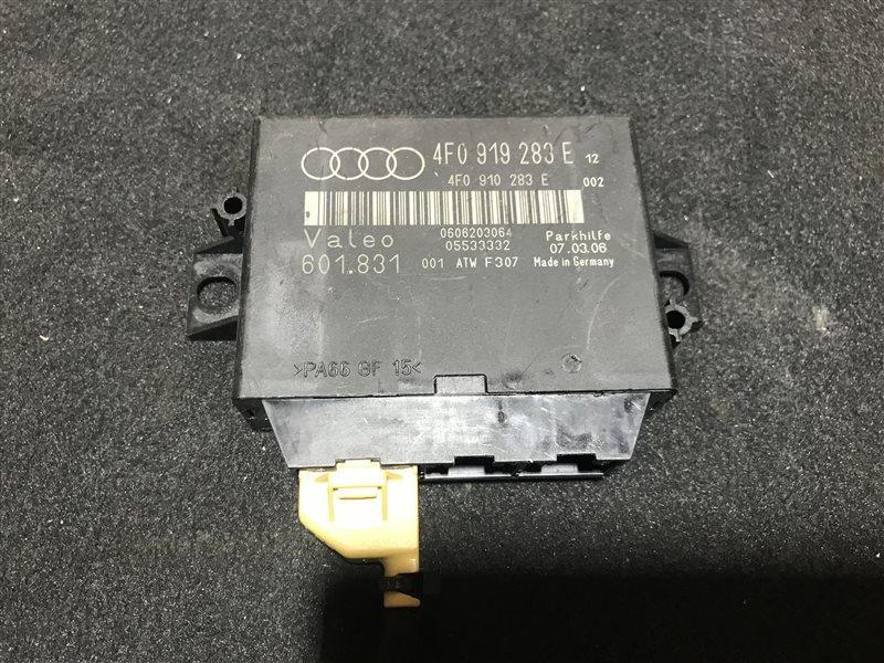 Блок управления парктроником Audi A6 C6 BDW 2005