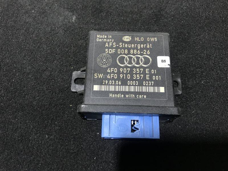 Блок управления Audi A6 C6 AUK 2006
