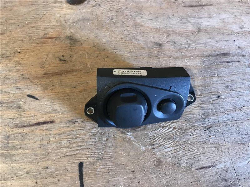 Кнопка управления рулевой колонкой Audi A6 C6 AUK 2006