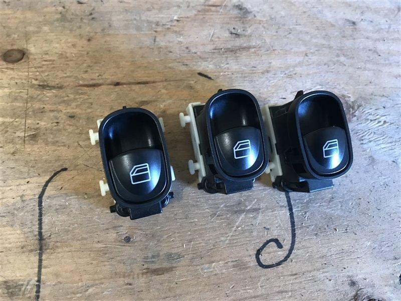 Кнопка стеклоподъемника Mercedes-Benz C-Class W203 W203