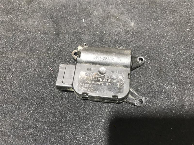 Сервопривод заслонок печки Volkswagen Golf 5 BVY 2006