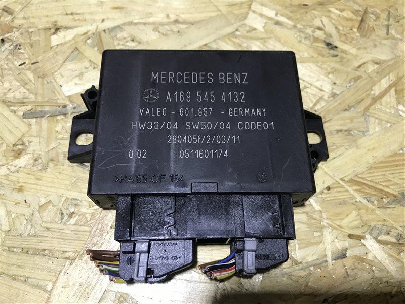 Блок управления парктроником Mercedes-Benz A-Class W169 W169 2007
