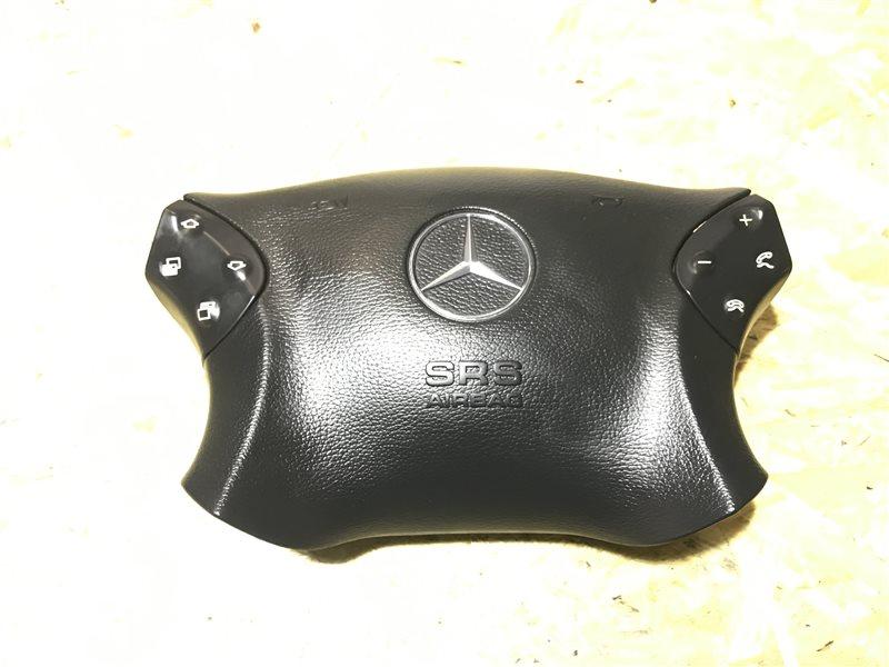Крышка подушки безопасности водителя Mercedes-Benz C-Class W203 W203 112.961 2001