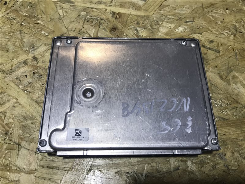 Блок управления двс Bmw 7-Series E65 N62B48B 2007