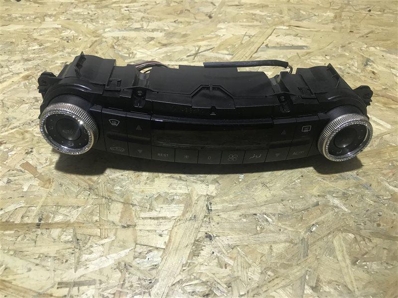 Блок управления климат-контролем Mercedes-Benz Cls-Class W219 W219 C219 113.967 2005