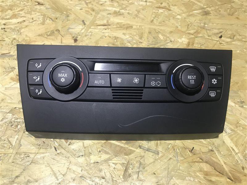 Блок управления климат-контролем Bmw 3-Series E90 N46B20 2006