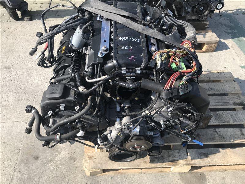 Двигатель Bmw 7-Series E65 N62B48B 2007
