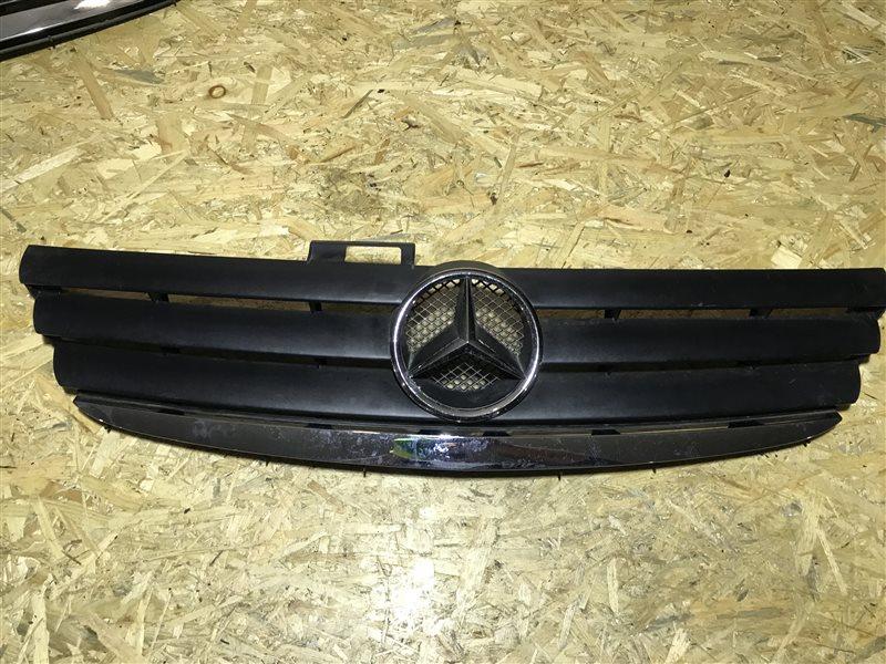 Решетка радиатора Mercedes-Benz A-Class W169 W169 266.940 2007