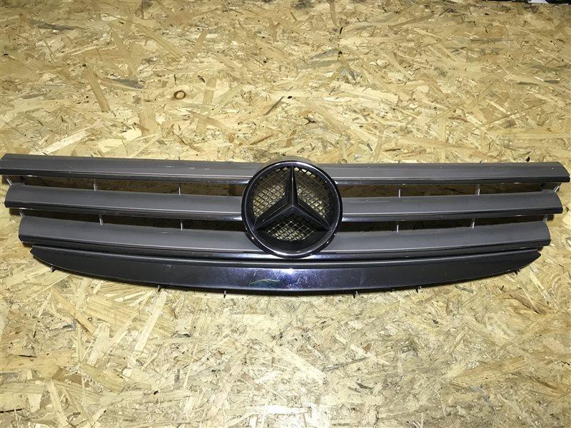 Решетка радиатора Mercedes-Benz A-Class W169 W169 266.940 2005