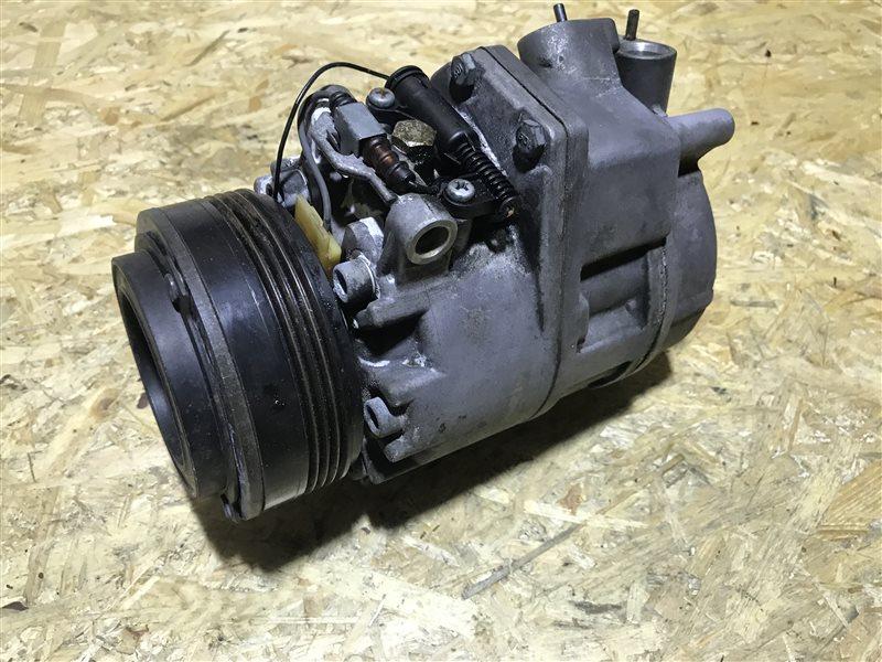 Компрессор кондиционера Bmw X5 E53 N62B44 2005