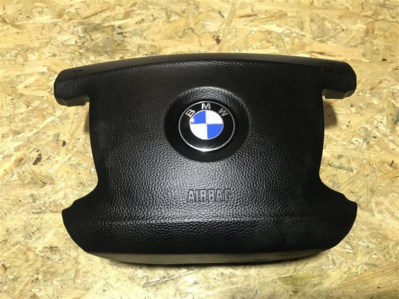 Крышка подушки безопасности водителя Bmw 7-Series E65 N62B48B 2007