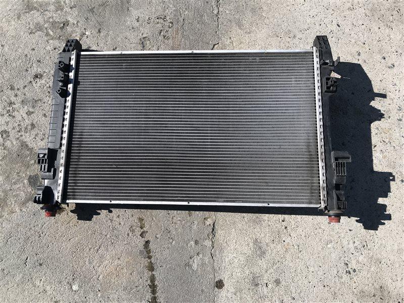 Радиатор двс Mercedes-Benz A-Class W169 W169 266.940 2007