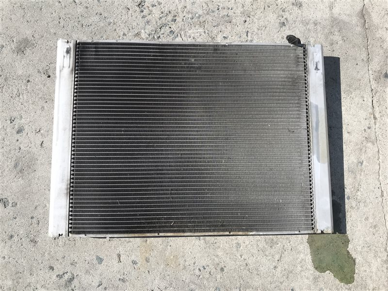 Радиатор двс Bmw 7-Series E65 N62B48B 2007