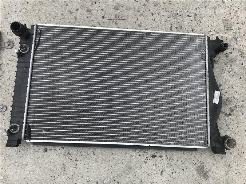 Радиатор двс Audi A6 C6 AUK 2005