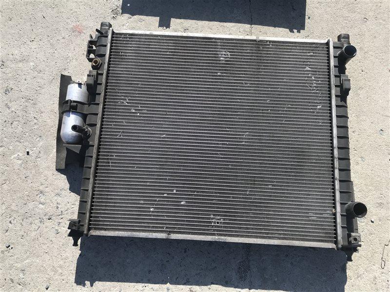Радиатор двс Mercedes-Benz M-Class W163 W163 612.963 2000