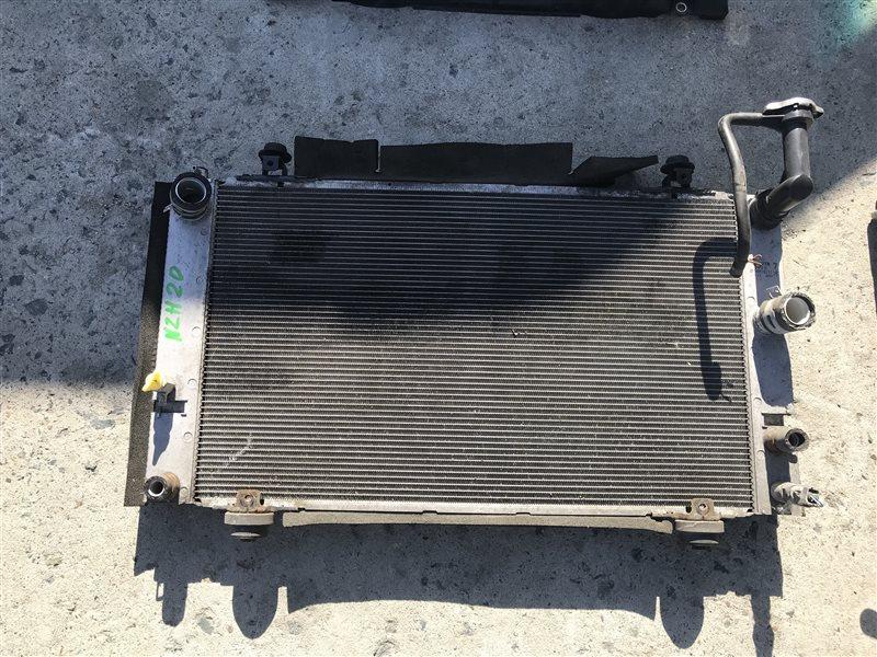 Радиатор двс Toyota Prius NHW20 1NZ-FXE 2004