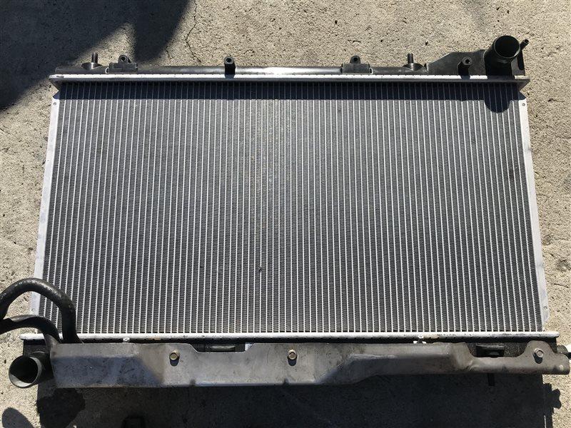 Радиатор двс Subaru Forester SG5 EJ205 2004