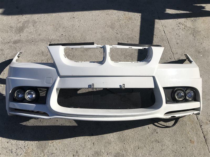 Бампер Bmw 3-Series E90 N46B20 2006 передний