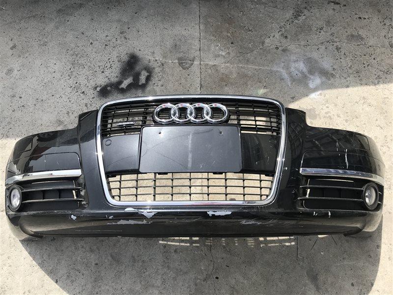 Бампер Audi A6 C6 BDW 2005 передний