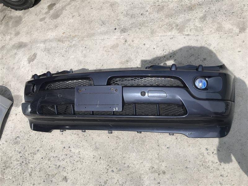 Бампер Bmw X5 E53 N62B44 2004 передний