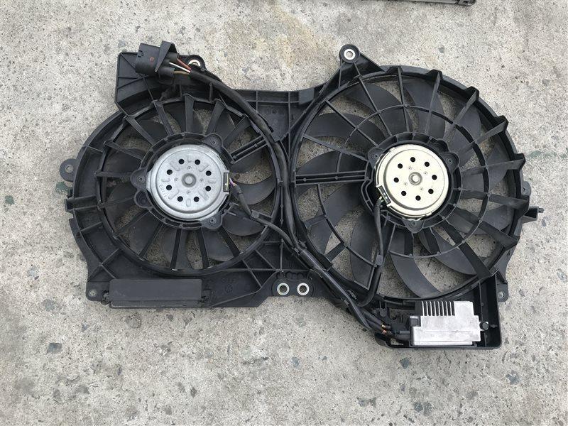 Вентилятор радиатора Audi A6 C6 BDW 2005