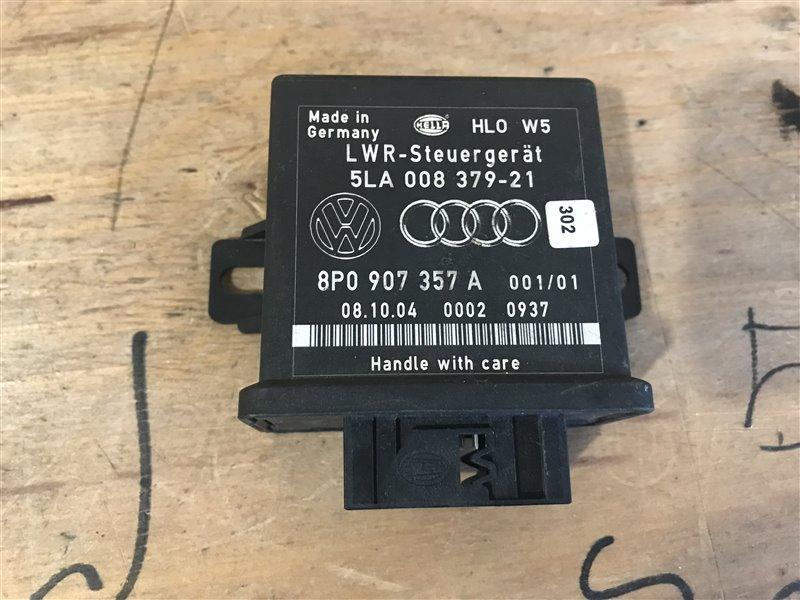 Блок регулировки угла наклона фар Audi A6 C6 BDW 2005
