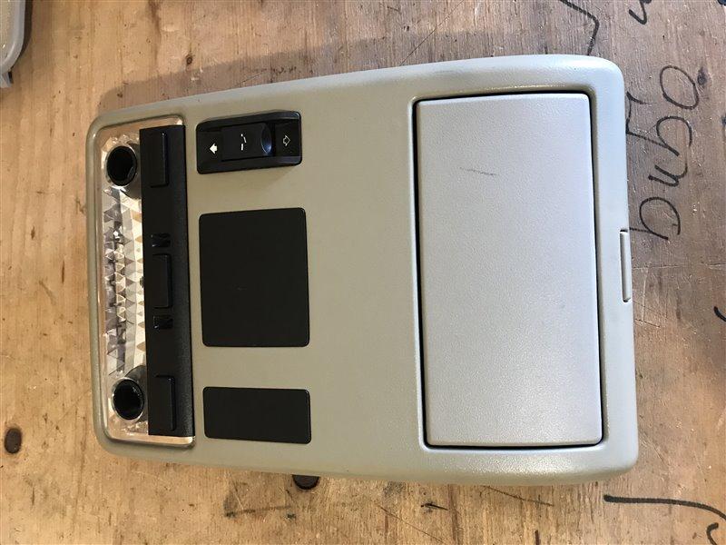 Плафон салона Bmw X5 E53 M54B30 2006 передний