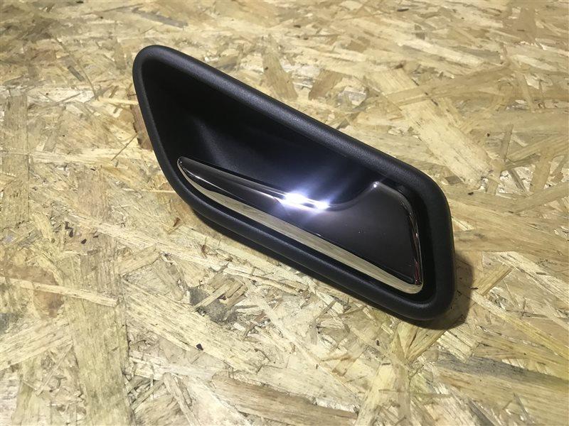 Ручка двери внутренняя Mercedes-Benz A-Class W169 W169 266.940 2007 задняя правая