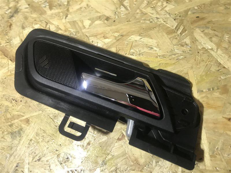 Ручка двери внутренняя Mercedes-Benz R-Class W251 W251 272.967 2006 задняя правая