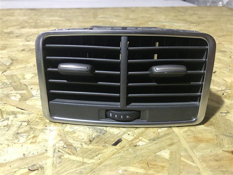 Дефлектор воздушный Audi A6 C6 AUK 2005 задний