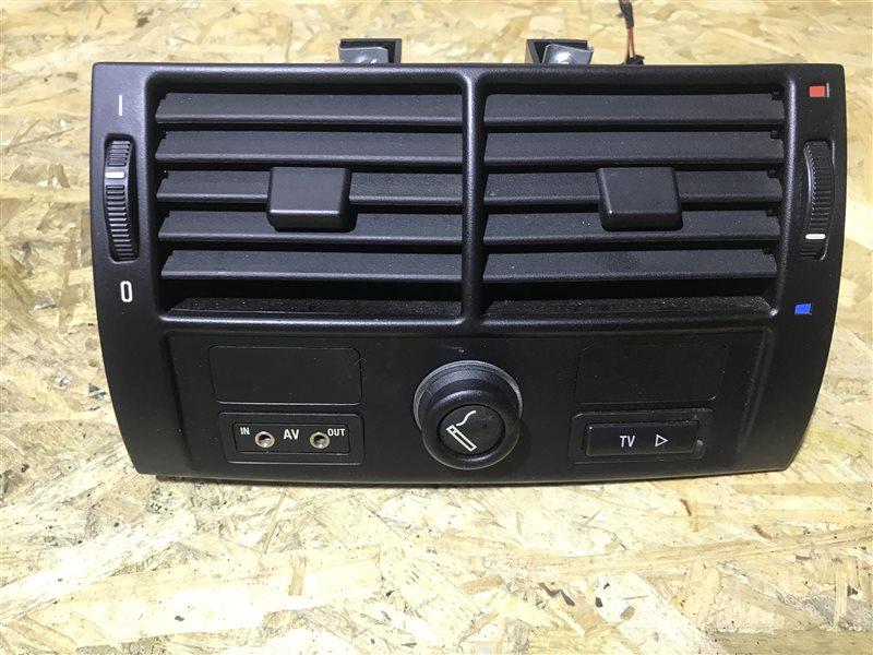 Дефлектор воздушный Bmw X5 E53 N62B44 2005 задний
