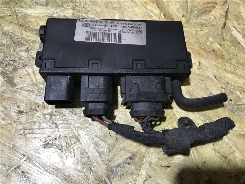 Блок управления Mercedes-Benz M-Class W163 W163 612.963 2000