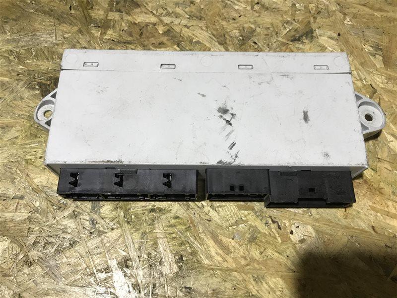 Блок управления двери Bmw 7-Series E65 N62B48B 2007 передний правый