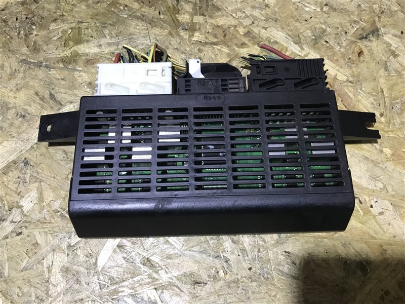 Блок управления Bmw X5 E53 N62B44 2005