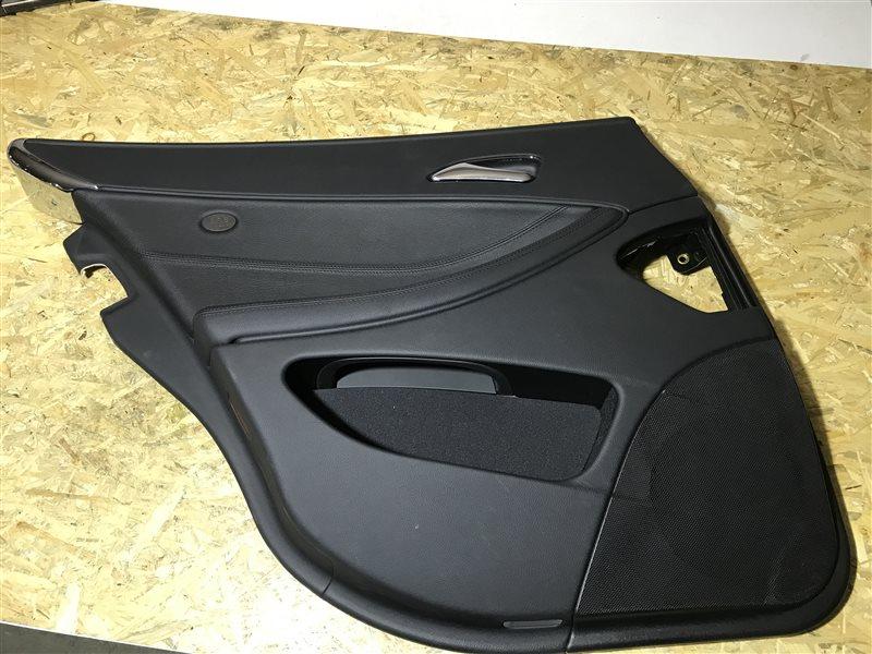 Обшивка двери Mercedes-Benz Cls-Class W219 W219 C219 272.964 2005 задняя левая