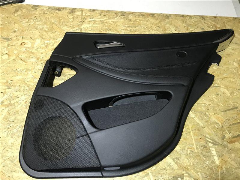Обшивка двери Mercedes-Benz Cls-Class W219 W219 C219 272.964 2005 задняя правая