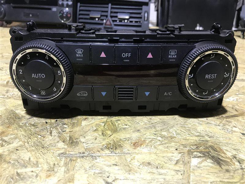 Блок управления климат-контролем Mercedes-Benz B-Class W245 W245 266.940 2005