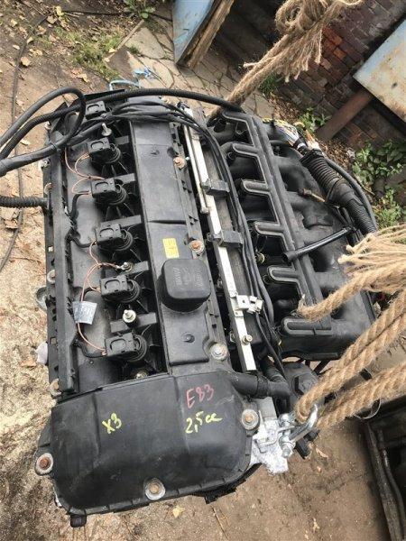 Двигатель Bmw X3 E83 M54B25 2005
